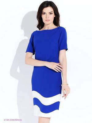 Платье A.Karina. Цвет: индиго