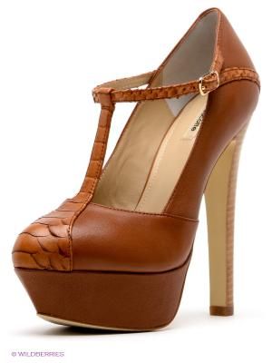 Туфли Mascotte. Цвет: коричневый