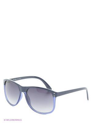 Солнцезащитные очки MS 01-191 19P Mario Rossi. Цвет: синий