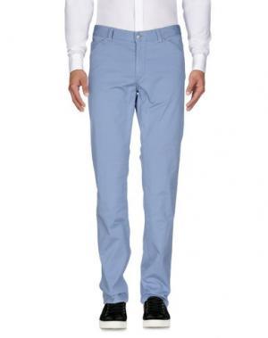Повседневные брюки J.W. BRINE. Цвет: сиреневый