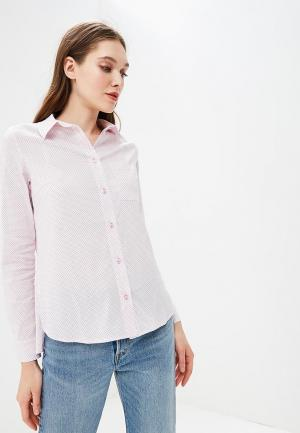 Рубашка Fashion.Love.Story. Цвет: розовый