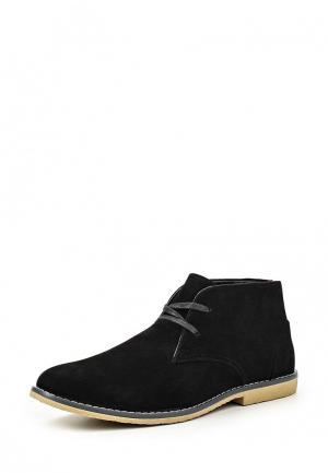Ботинки Five Basics. Цвет: черный