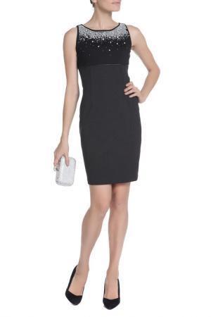 Платье XS MILANO. Цвет: черный жемчуг