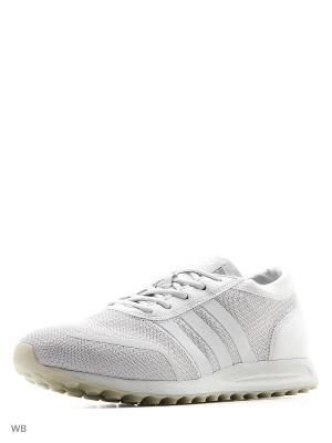 Кроссовки originals Los Angeles Trainers Adidas. Цвет: серый