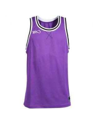 Майка спортивная K1X. Цвет: фиолетовый
