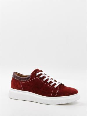 Туфли BELWEST. Цвет: бордовый