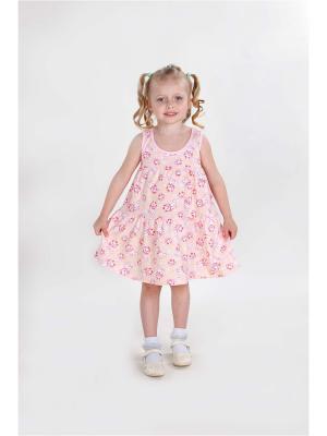 Платье детское, хлопок Letto