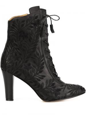 Audrey boots Ulla Johnson. Цвет: чёрный