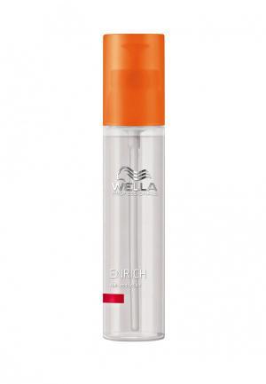 Эликсир для волос Wella. Цвет: оранжевый