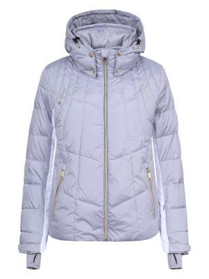 Куртка Luhta. Цвет: серый