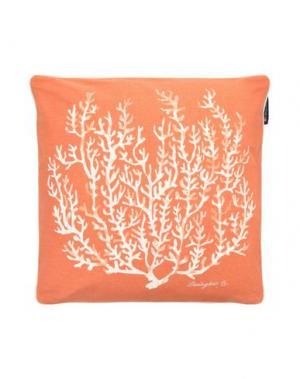 Подушка LEXINGTON. Цвет: оранжевый