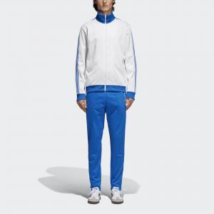 Спортивный костюм BB  Originals adidas. Цвет: белый