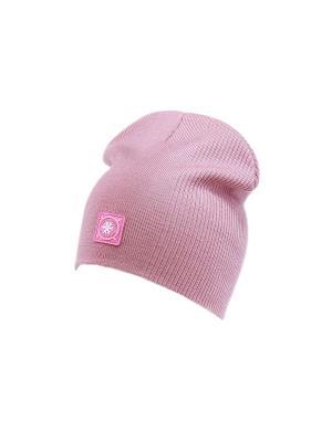 Шапка Wag Сoncept. Цвет: розовый