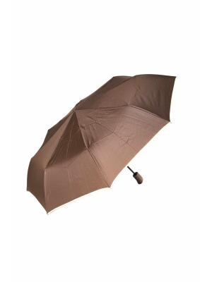Зонт Mitya Veselkov. Цвет: коричневый