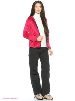 Куртка CMP. Цвет: малиновый