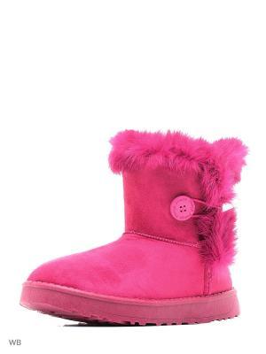 Угги TOMAX. Цвет: розовый