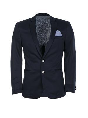 Пиджак Pre End (Дания) 100202. Цвет: темно-синий