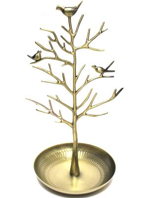 Шкатулка Eleon. Цвет: золотистый
