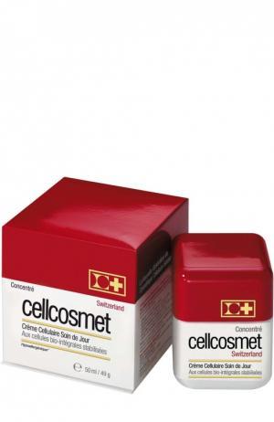 Концентрированный дневной крем Cellcosmet&Cellmen. Цвет: бесцветный