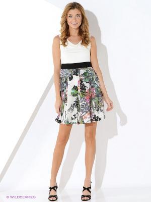 Платье Ana Alcazar. Цвет: белый