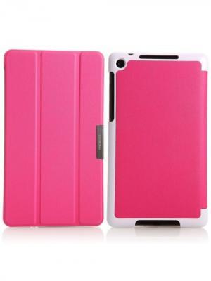 Облокжа skinBOX Smart Clips для планшета Asus Nexus 7 / Google второго поколения.. Цвет: розовый