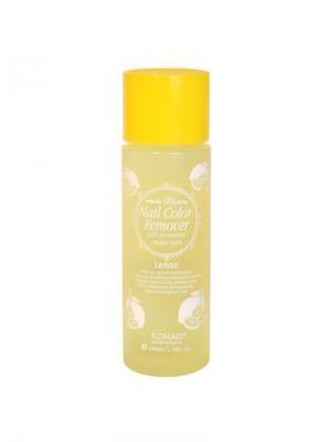 Konad NA-NRP02 Nail Protection 100 - Lemon (жидкость для снятия лака лимон). Цвет: прозрачный