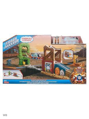 Томас и его друзья Игровой набор Подвесной мост THOMAS & FRIENDS. Цвет: синий