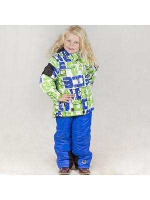 Комплект одежды Phibee. Цвет: голубой
