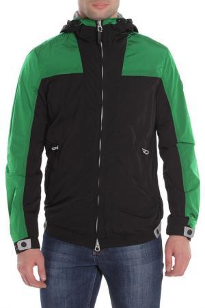 Жакет Armani Jeans. Цвет: зеленый, черный