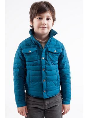 Куртка Pyrenex. Цвет: голубой
