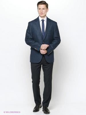 Пиджак мужской DOUGLAS. Цвет: синий