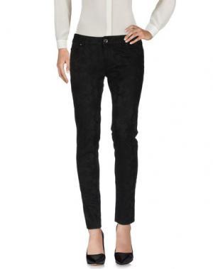 Повседневные брюки FIFTY FOUR. Цвет: черный
