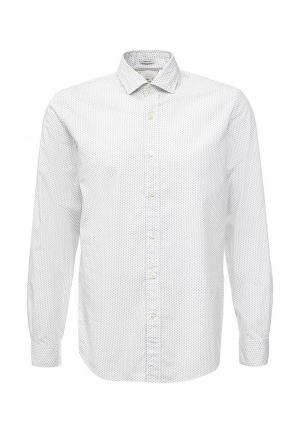 Рубашка Dockers. Цвет: белый