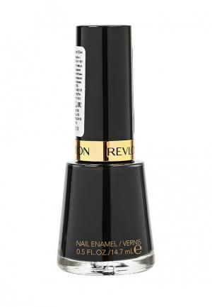 Лак для ногтей Revlon. Цвет: черный