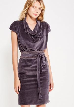 Платье Love & Light. Цвет: серый