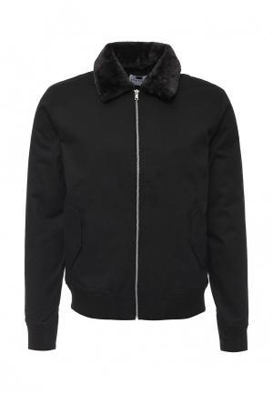 Куртка Topman. Цвет: черный