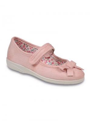 Туфли Befado. Цвет: розовый