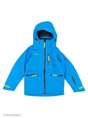 Куртка Bergans. Цвет: темно-синий, синий
