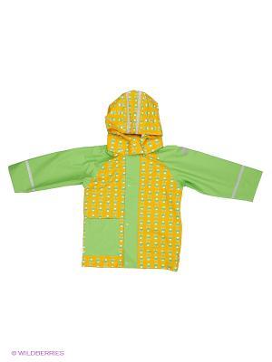 Куртка-дождевик детская Sterntaler. Цвет: желтый