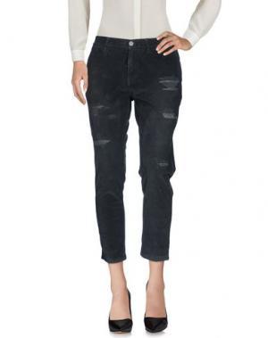Повседневные брюки 2W2M. Цвет: серый
