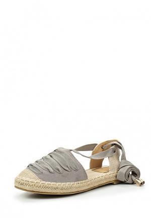 Сандалии Max Shoes. Цвет: серый