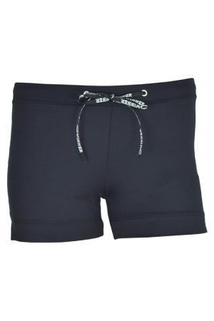 Спортивные шорты GWINNER. Цвет: черный