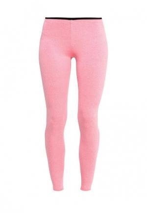 Леггинсы Gym & Soul. Цвет: розовый