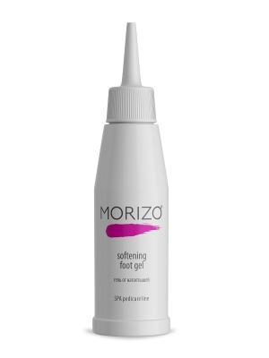 Гель от натоптышей Softening foot gel MORIZO. Цвет: прозрачный