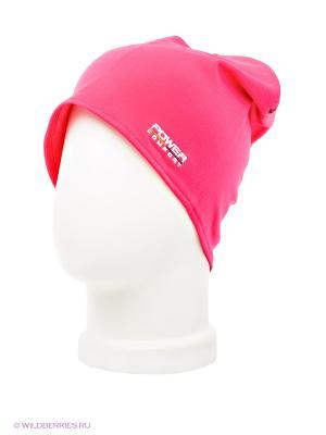 Шапка Tenson. Цвет: розовый