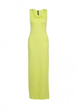 Платье Influence. Цвет: зеленый