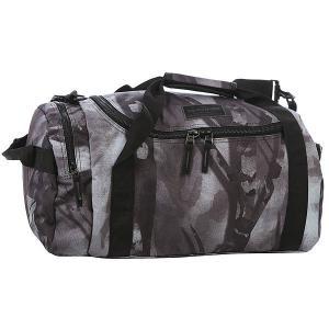 Сумка спортивная  Eq Bag Smolder Dakine. Цвет: черный,серый