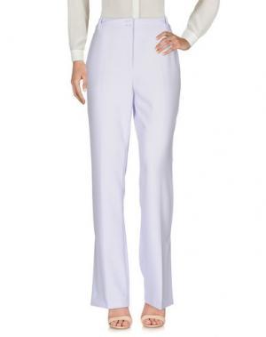 Повседневные брюки MARC CAIN. Цвет: сиреневый