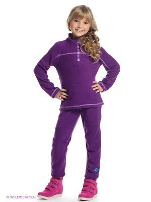 Кальсоны Jupa. Цвет: фиолетовый