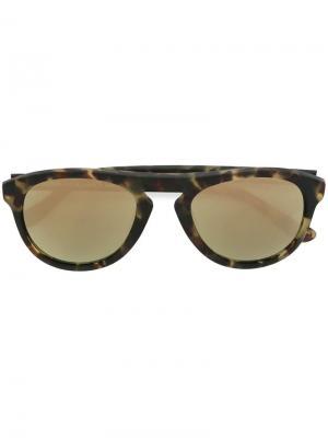 Солнцезащитные очки Galileo Westward Leaning. Цвет: коричневый